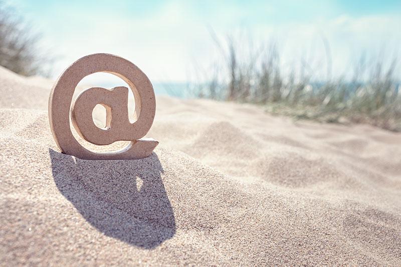 comunicar tus vacaciones
